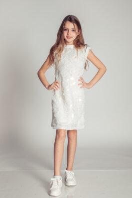שמלת פייטים